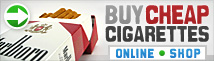 Discount Prices Popular Cigarettes - Buy with Visa
