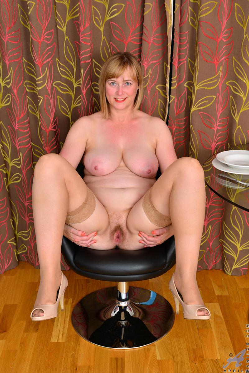 Women nude hairy british