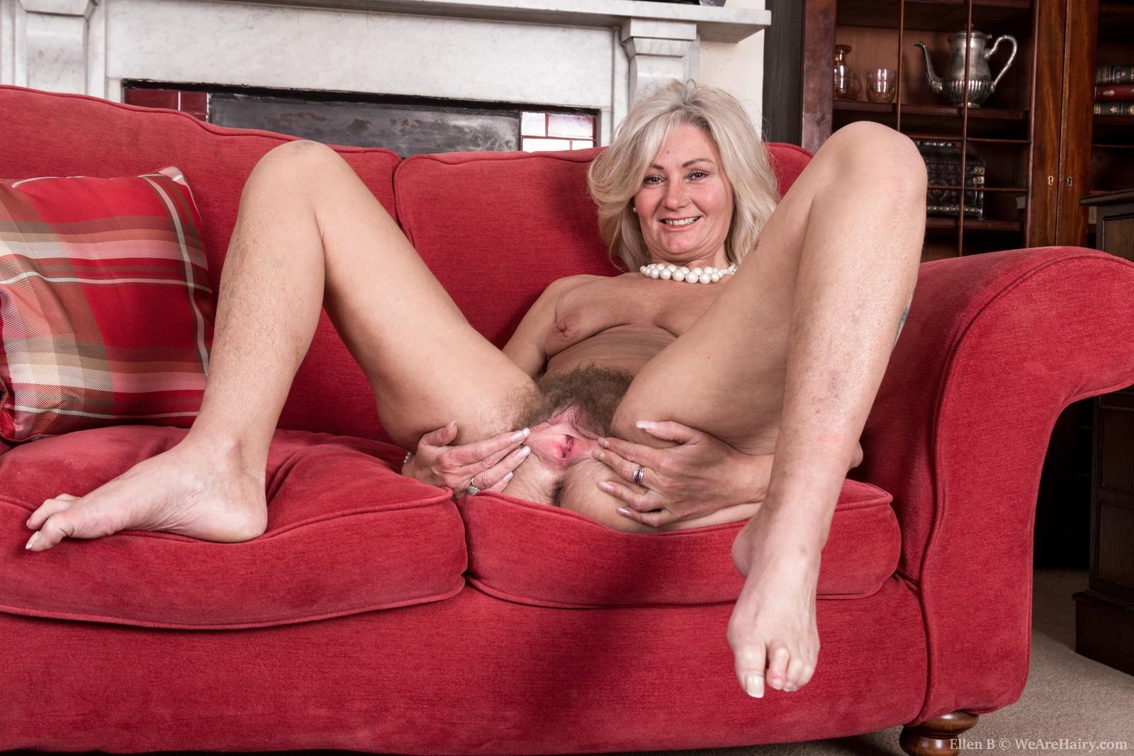 Hairy Sexy Olivia Arden
