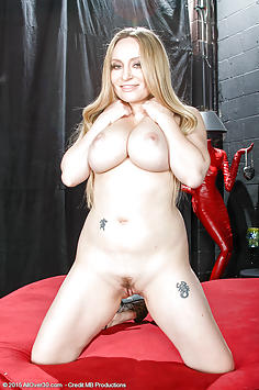 35 year old Aiden Starr