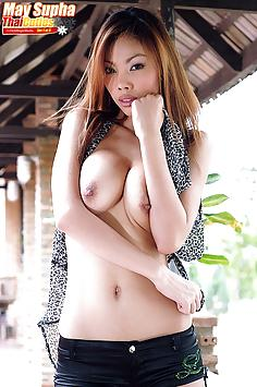 May Supha - Thai Cutie