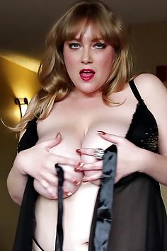 Dick Swallowing Tits