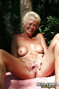 Naked Tracy