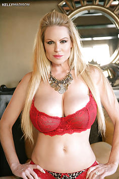 Red Lace Brassiere