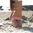 Irene At The Beach - image control.gallery.php