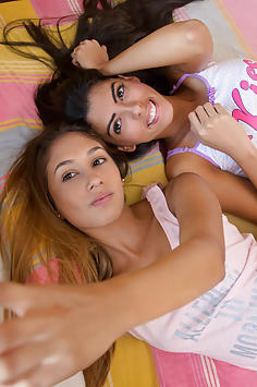 Anastassia Delgado,Angela Diaz