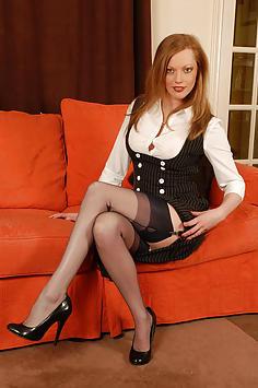 Holly - Secrets of a high class secretary...