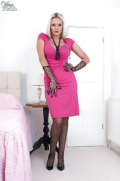 Lucy Zara - Crystal and Lace