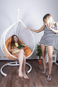 Bossaia Golloia and Lika Luna